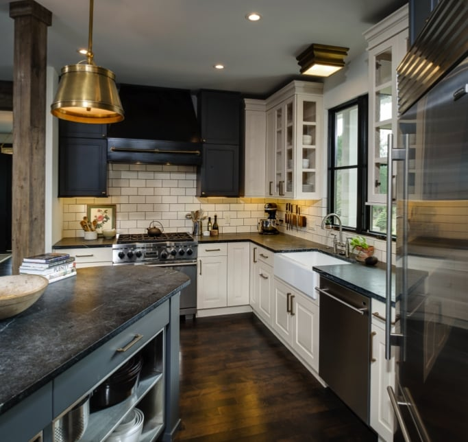 Ultimate Kitchen Layout: 2014 Ultimate Up North Kitchen Tour: Trends In Kitchen
