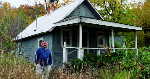 on leaving leelanau county  an essay by author jim