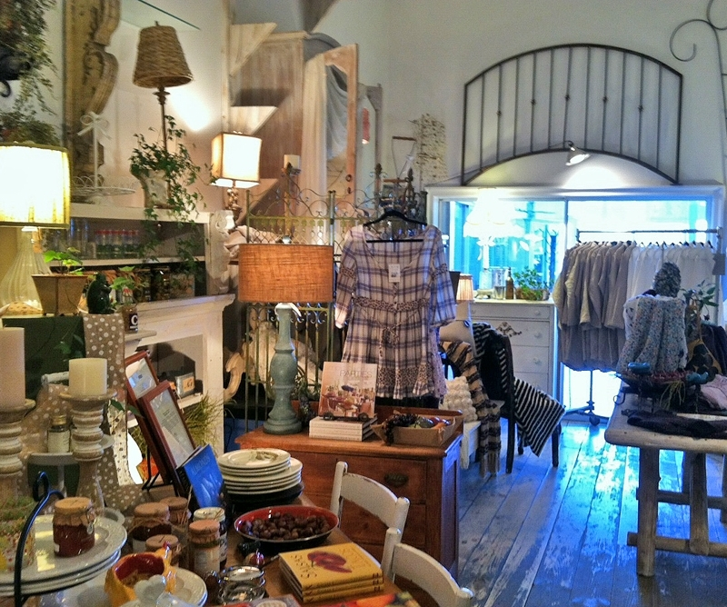 Charlevoix\'s Chic French Boutique in Northern Michigan