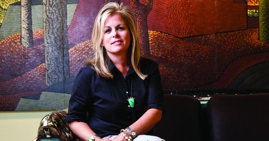 Liz Ahrens, Executive Director, Crooked Tree Arts Center