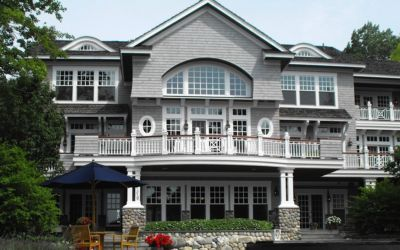 Charlevoix Real Estate: Lake Charlevoix Waterfront