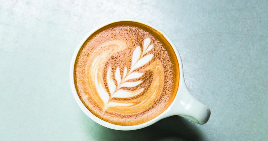 Northern Michigan coffee shops