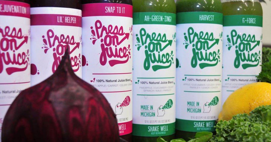 press on juice traverse city