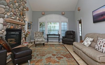 Elk Rapids Real Estate: Waterfront Home