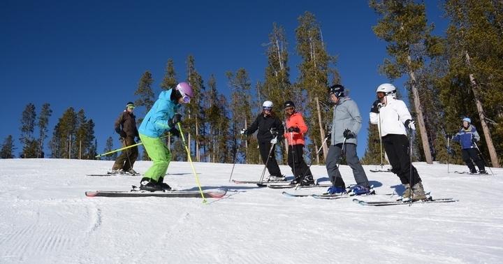 Your Turn Women's Ski Clinic