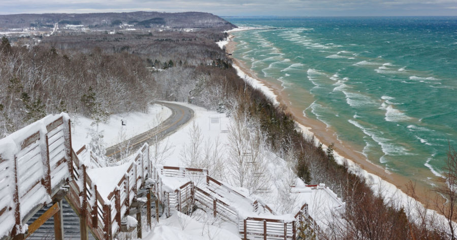 michigan winter destinations