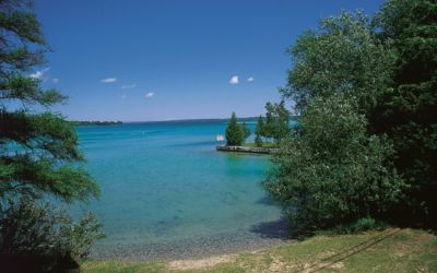 Iconic Outdoor Attraction: Torch Lake in Northern Michigan