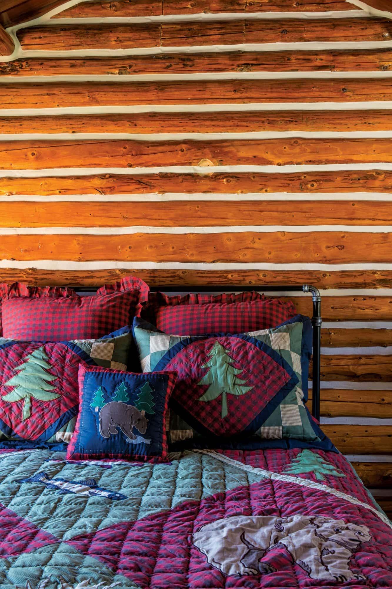 East Jordan Log Cabin