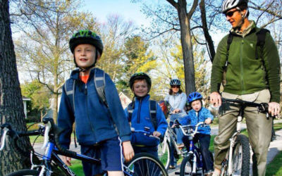 Traverse City Bike Group Norte! Receives Safe Routes to School Grant
