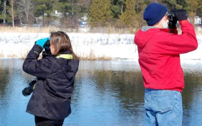 April Programs at Grass River Natural Area