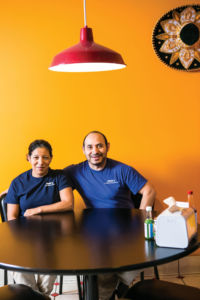 Siblings Blanca Sommerfield and José Lopez, owners of Jose's Authentic Mexican Restaurant. Photo: Todd Zawistowski