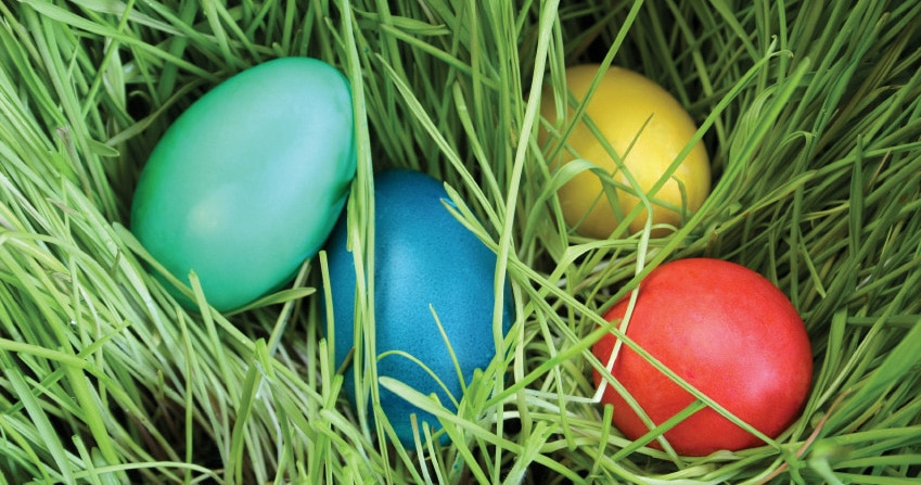 2015 Easter Egg Hunts in Northern Michigan