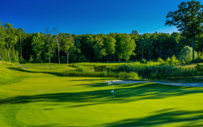 Golfing at Shanty Creek Resorts in Bellaire