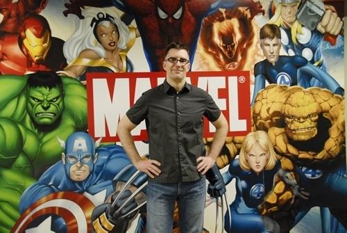 bill_Roseman_Marvel_Comics
