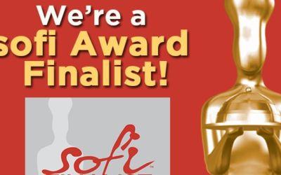 American Spoon Named sofi™ Awards Finalist