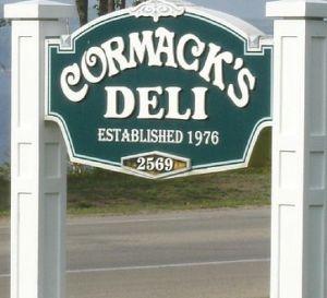 Cormack's Deli