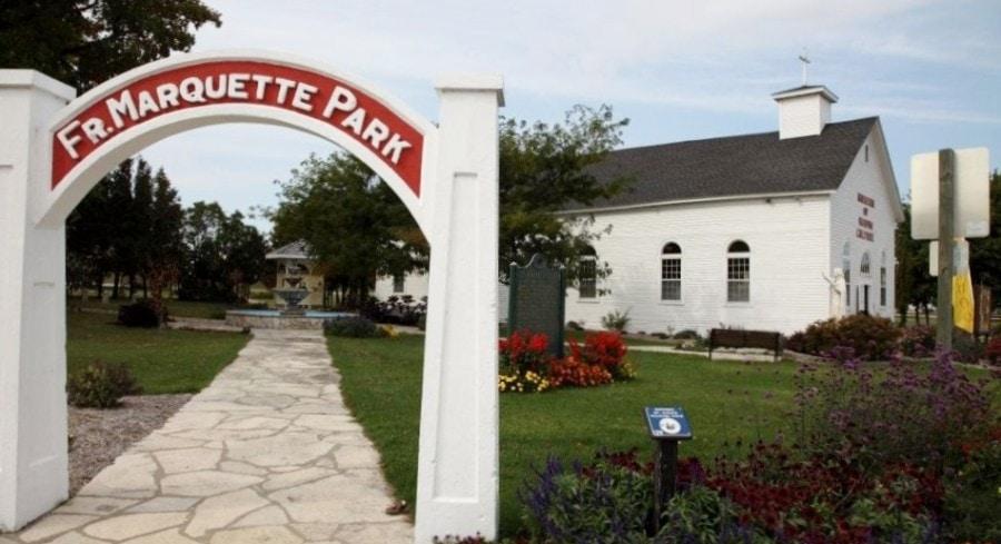 Editorial Fa Marquette Park Ojibwa Museum
