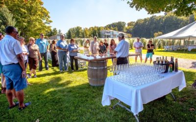Spa and Wine Weekend with Spa Grand Traverse and Bowers Harbor Vineyard