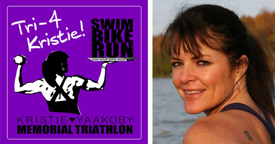 Kristie Yaakoby Memorial Triathlon in Leland Supports Cancer Research