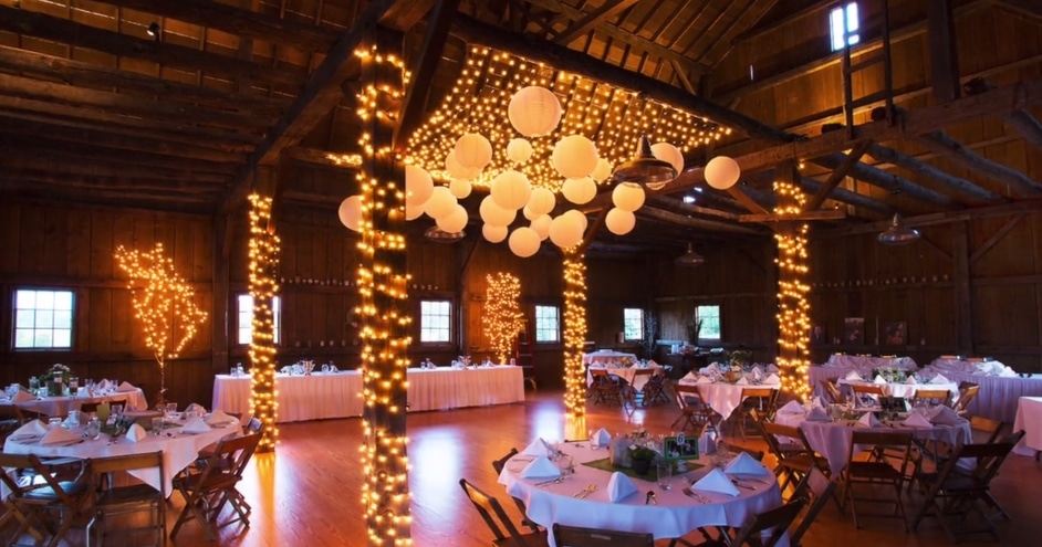 Video Garvey Family Wedding Barn Near Traverse City