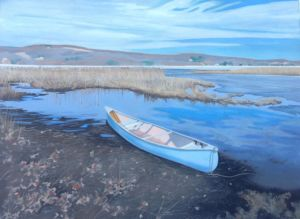 Blue Canoe (1)
