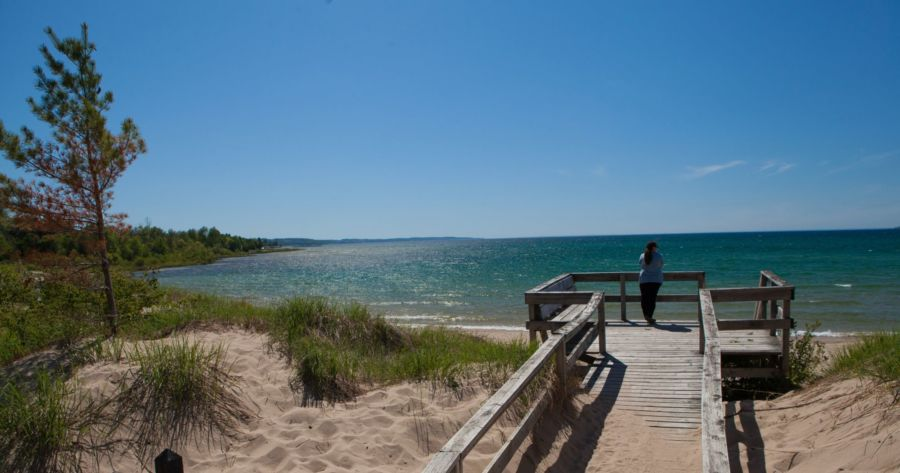 Petoskey beaches