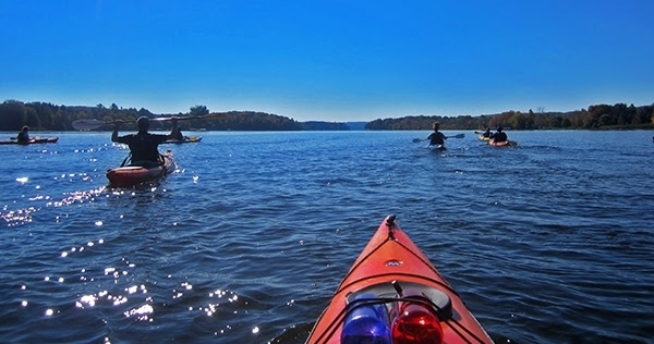 Paddle Antrim Festival Celebrates Michigan's Chain of Lakes