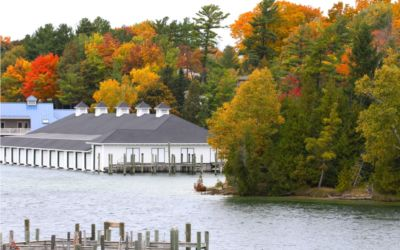 Win a Weekend at the Weathervane Terrace Inn in Charlevoix