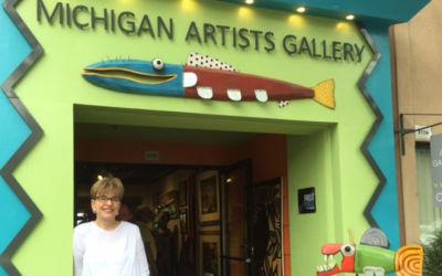 Michigan Artists Gallery in Traverse City