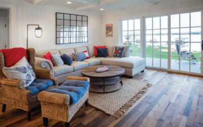 2015 Northern Home & Cottage Home Tour, Alanson, Home #10, Edgewater Design Group