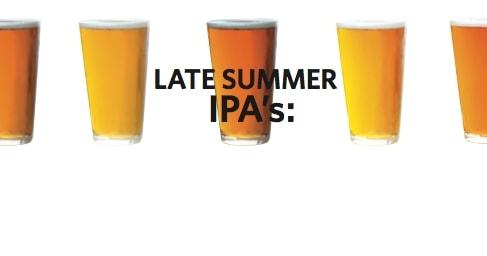 5 Northern Michigan Late Summer IPA's