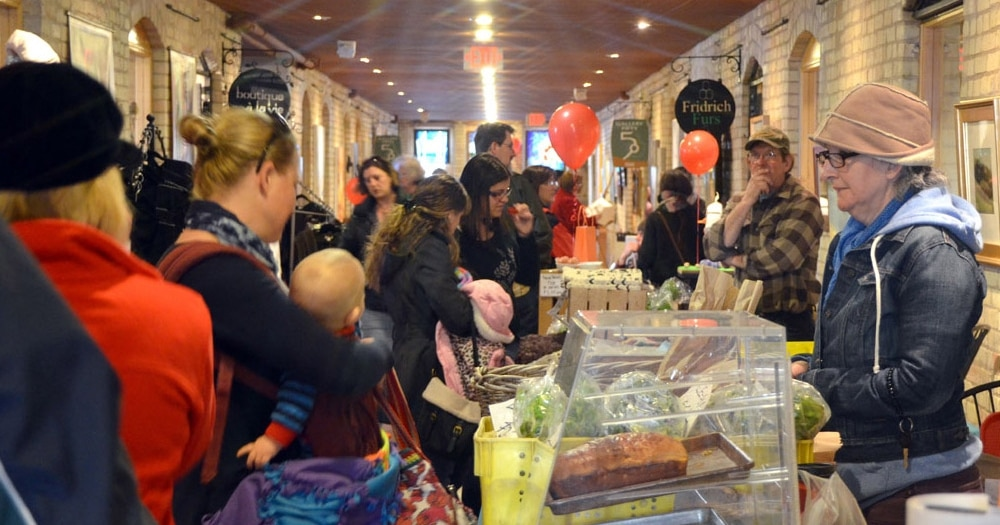 5 northern michigan indoor farmers markets for Craft shows in traverse city mi