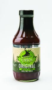 Michigan Venison Grilling Sauce