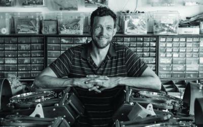 Farmer Foot Drums Sells Worldwide from Cedar