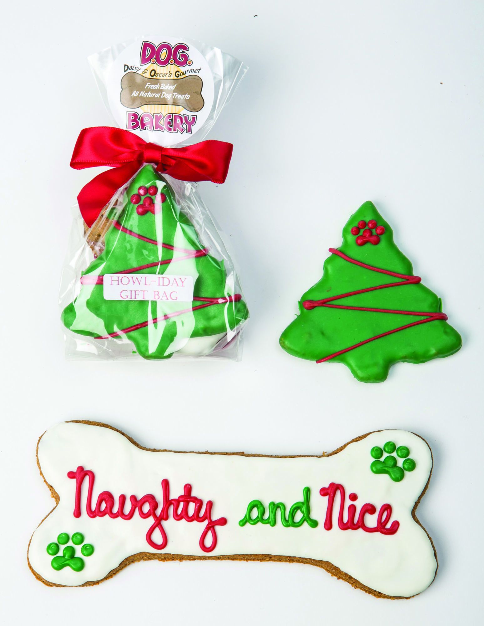 Pictures Of Decorated Dog Treats
