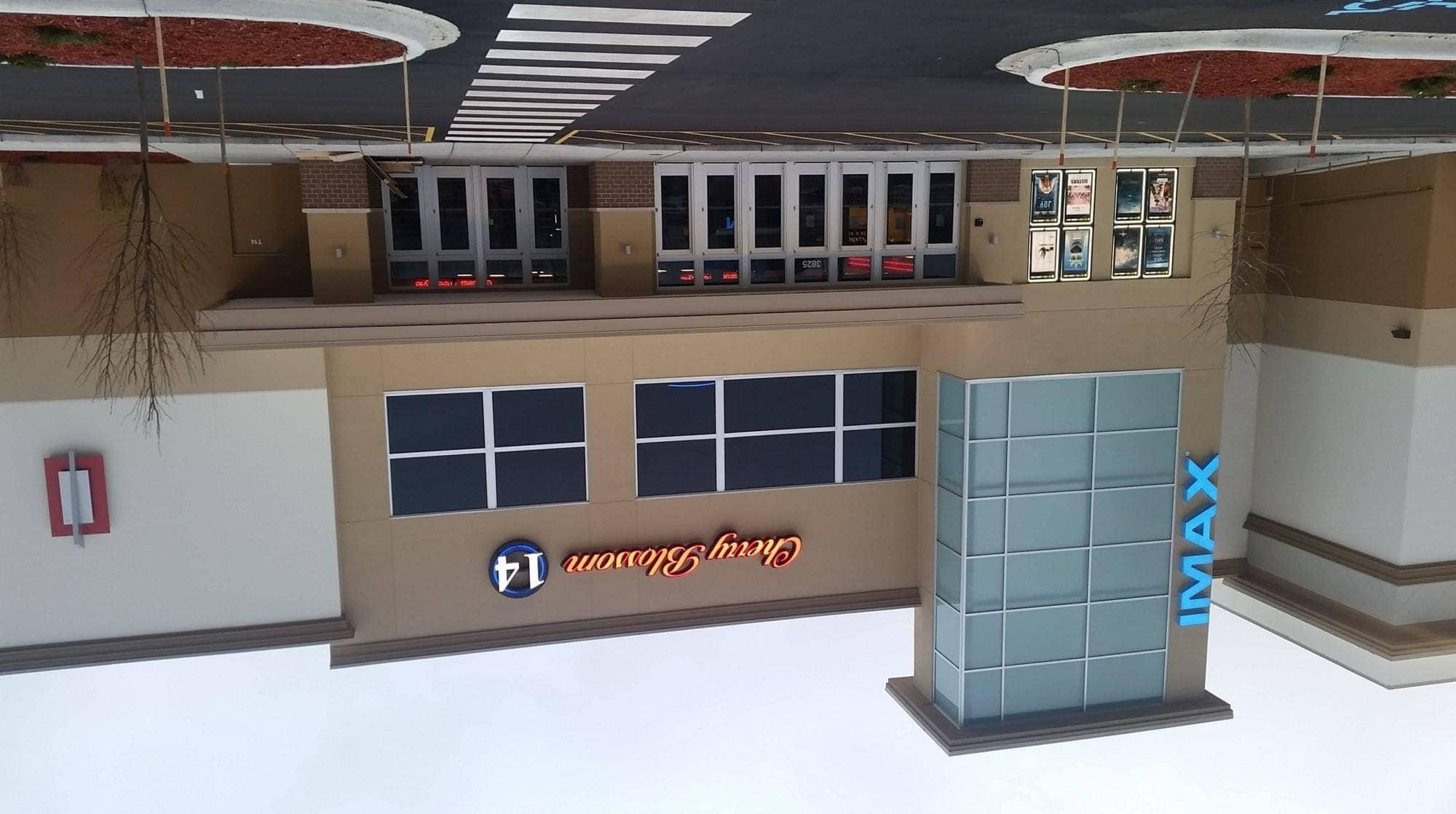 Traverse city movie theatres