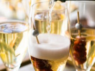 Mawby sparkling wine