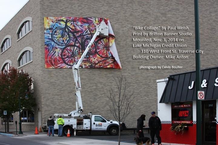 Traverse City Wall Art Up Up And Hemingway Mynorth Com