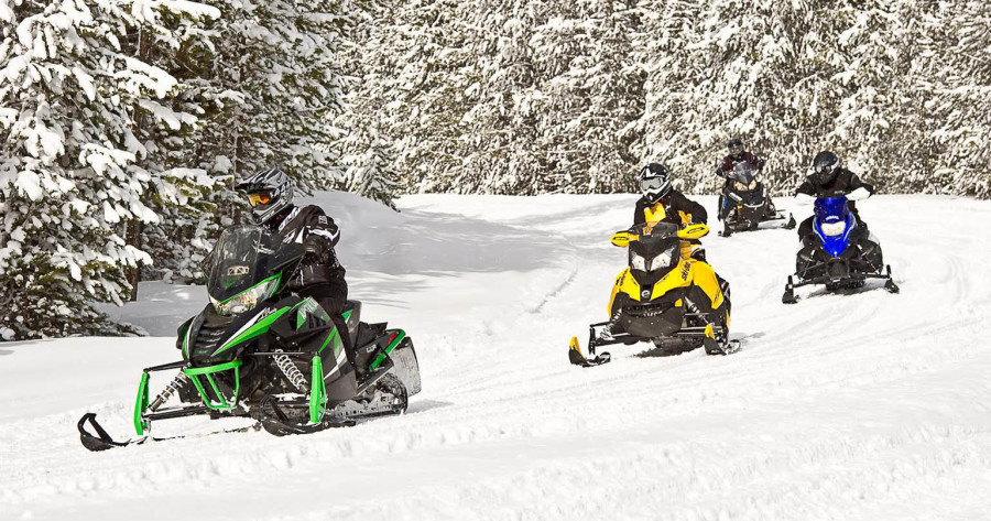 gaylord snowmobile
