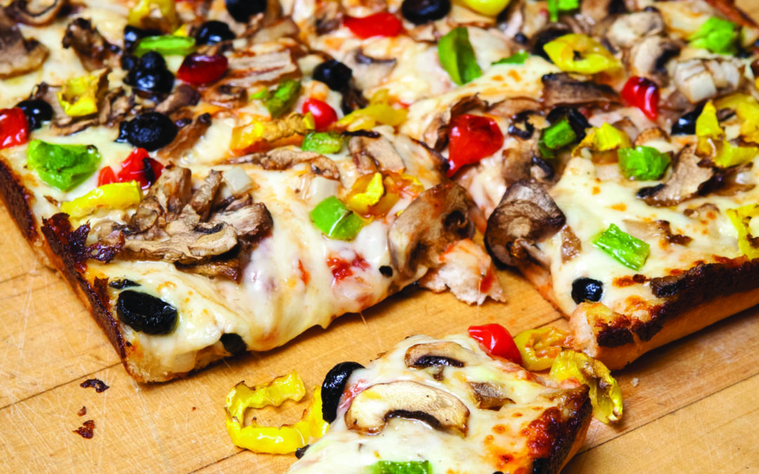 Northern Michigan pizza