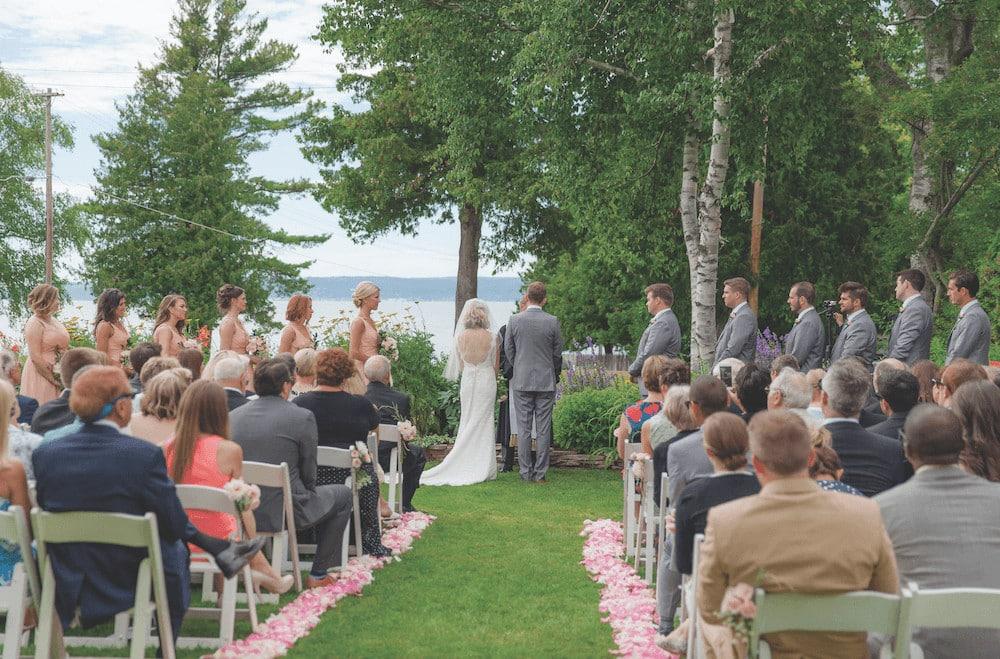 Stafford's Northern Michigan Wedding
