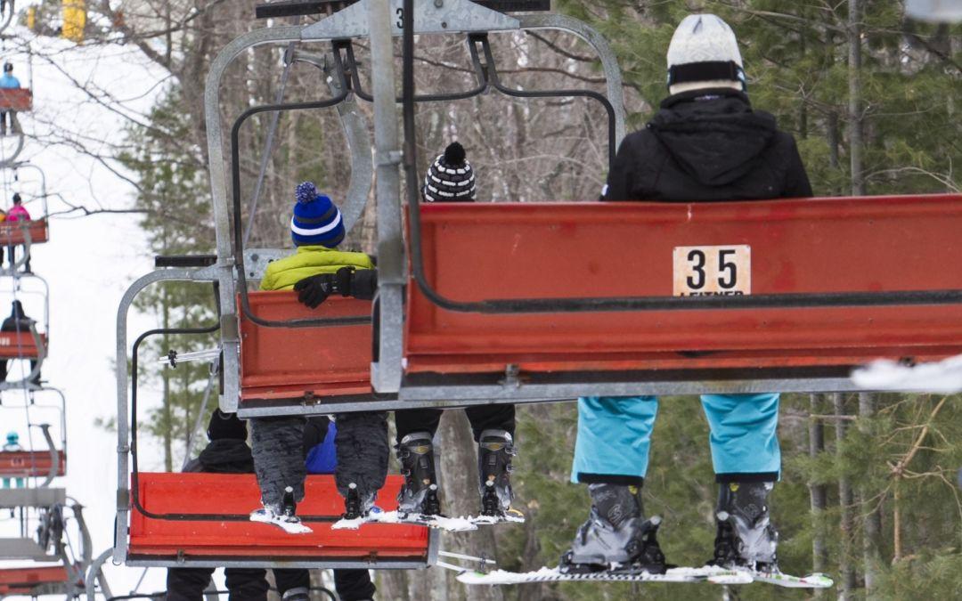 Northern Michigan Skiing Beer League