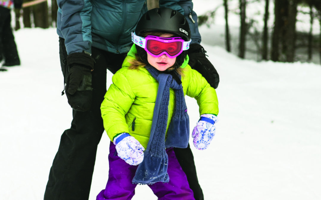 Northern Michigan skiing