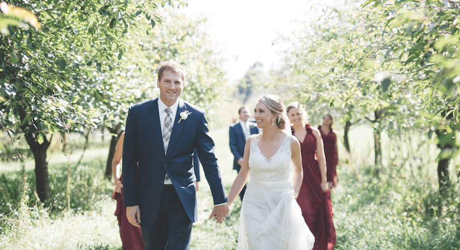 Leland Lodge Wedding