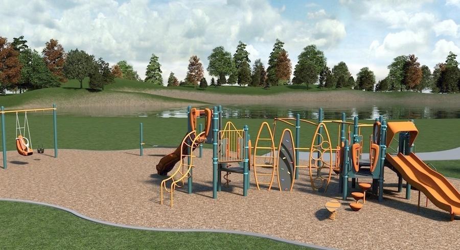 Charlevoix playground