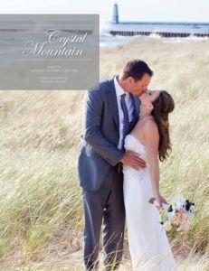 Crystal mountain wedding