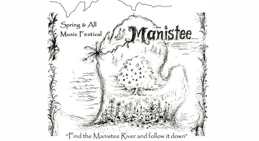 Manistee Spring and All Music Festival