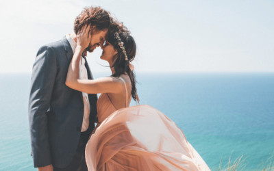Broadway Actress's Stunning Arcadia Dunes Wedding