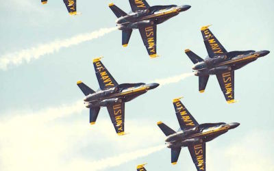 National Cherry Festival Air Show Gala & Foodie Events