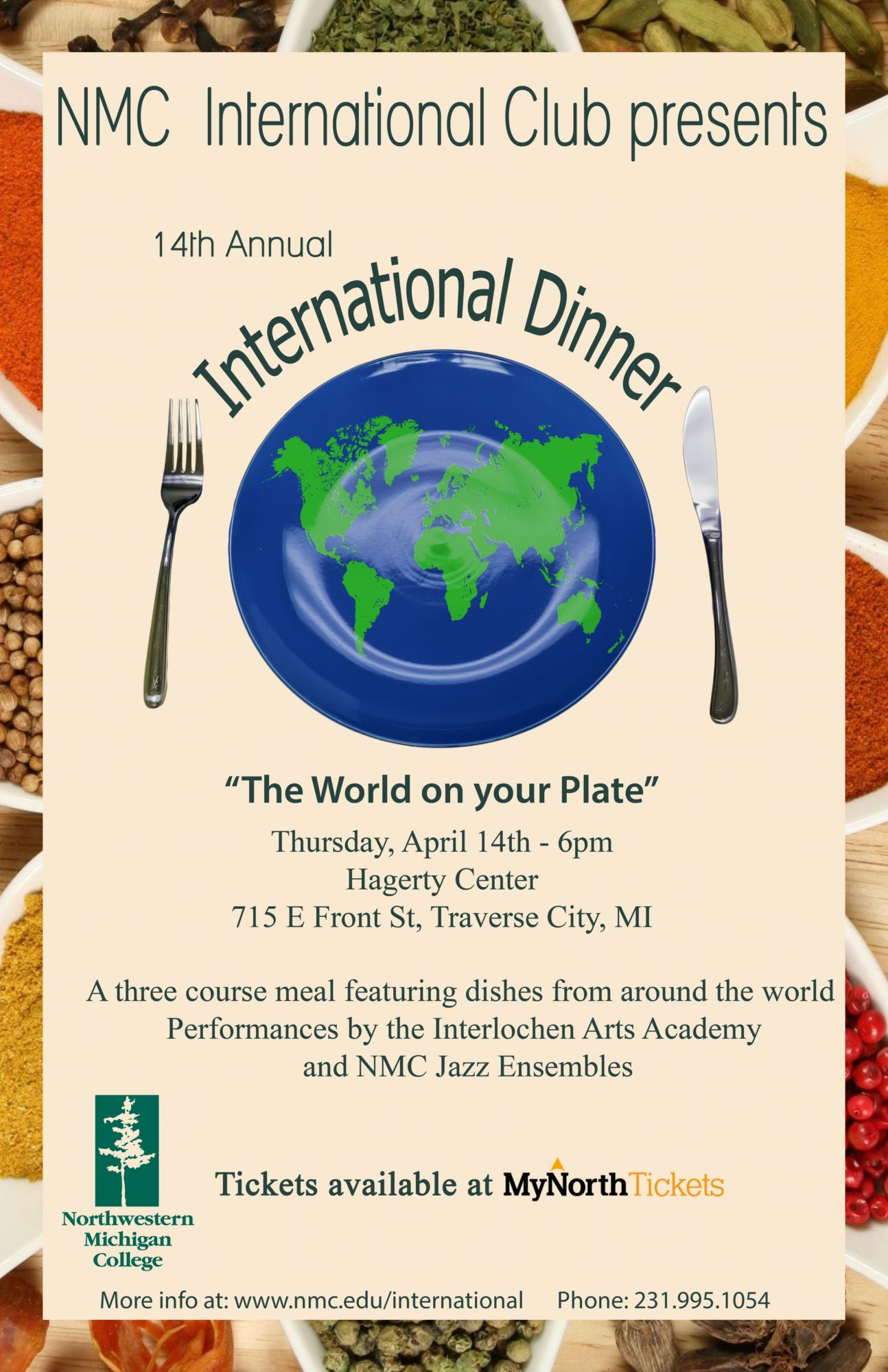 NMC International Dinner